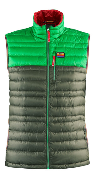 Elevenate Rapide bodywarmer Heren groen